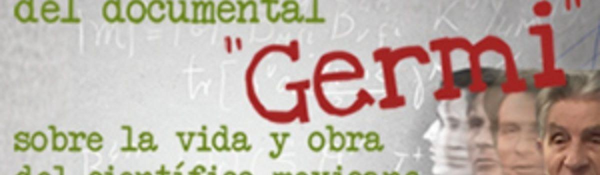 """Presentación del documental """"Germi"""""""