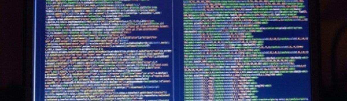 Gestión de tecnologías para el desarrollo de software en línea (semipresencial)