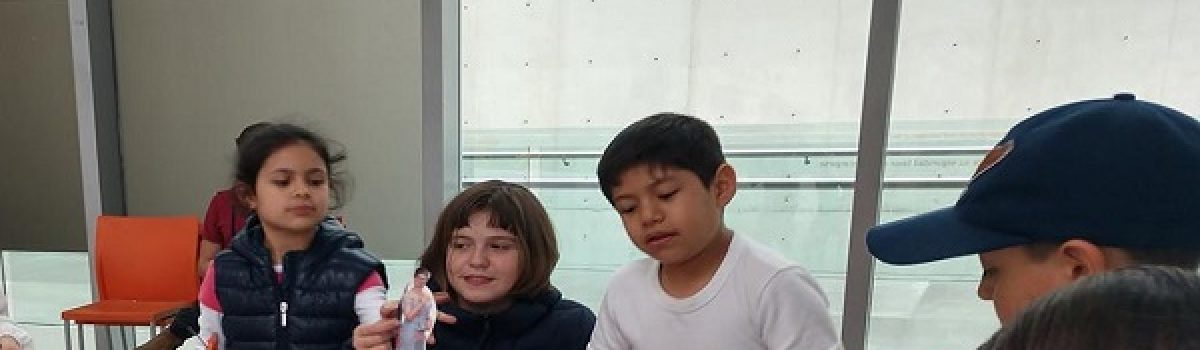 Laboratorios de Arte Contemporáneo para niñas y niños