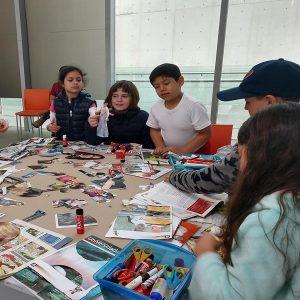 Laboratorios de Arte Contemporáneo para niñas y niños @ MUAC, Ágora | Ciudad de México | Ciudad de México | México