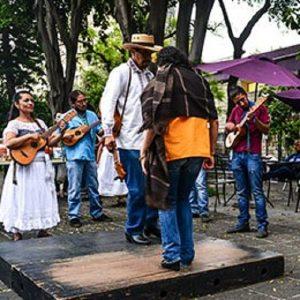 Fandango jarocho @ CCU, Tlatelolco | Ciudad de México | Ciudad de México | México