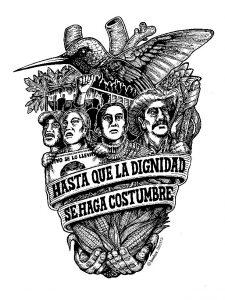 Hasta que la dignidad se haga costumbre @ Centro Cultural Universitario | Ciudad de México | Ciudad de México | México