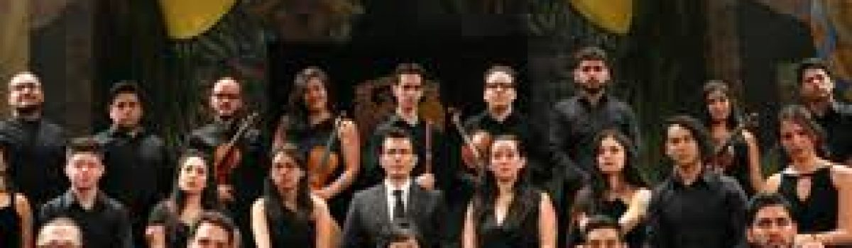 La hispanidad argentina – Coro de madrigalistas de Bellas Artes