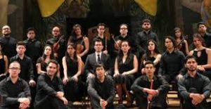 La hispanidad argentina - Coro de madrigalistas de Bellas Artes @ Anfiteatro Simón Bolívar | Ciudad de México | Ciudad de México | México