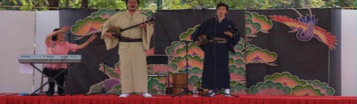 Brisas de Okinawa-Música Tradicional Japonesa