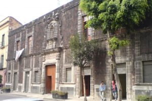 Intervenciones de vivienda social en edificios históricos: La Covadonga. @ Palacio de la Escuela de Medicina | Ciudad de México | Ciudad de México | México