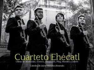 Cuarteto Ehécatl @ Sala Xochipilli | Ciudad de México | Ciudad de México | México