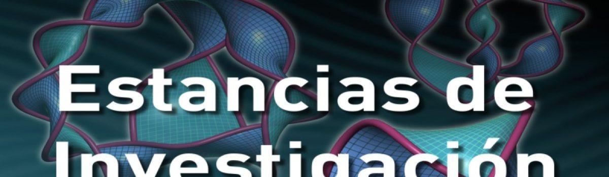 Cuarto Verano de la Investigación en Matemáticas 2019