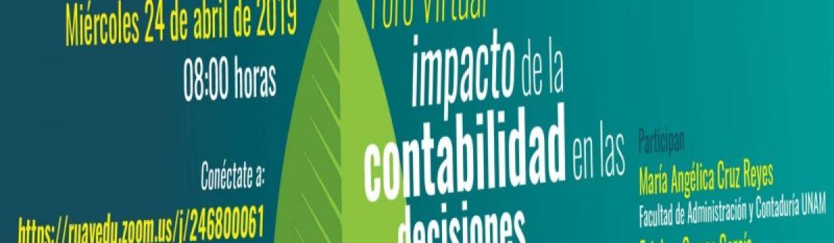 El impacto de la Contabilidad en las decisiones Ambientales en América Latina