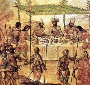 La conquista de México a la carta. @ Sala de Seminarios del Edificio de Programas Universitarios | Ciudad de México | Ciudad de México | México