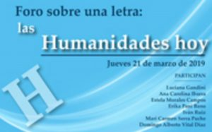 Las Humanidades hoy. @ Sala del Consejo Técnico de Humanidades | Ciudad de México | Ciudad de México | México