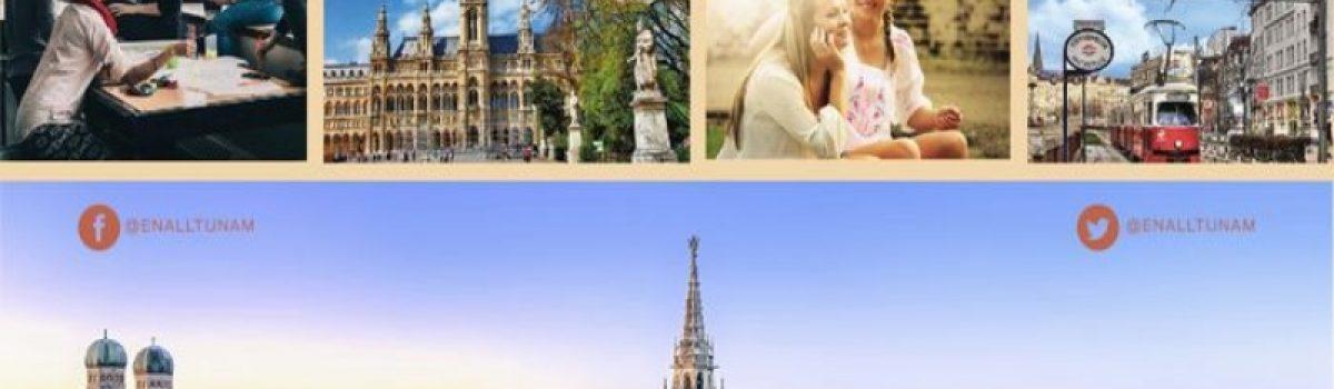 Plática informativa sobre posibilidades de estudio en Alemania y en Australia