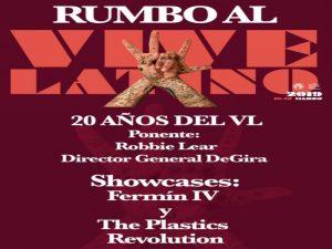Rumbo al Vive Latino @ Auditorio Ricardo Flores Magón de la Facultad de Ciencias Políticas y Sociales | Coyoacán | Ciudad de México | México