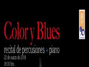 Color y Blues @ Sala Xochipilli | Ciudad de México | Ciudad de México | México