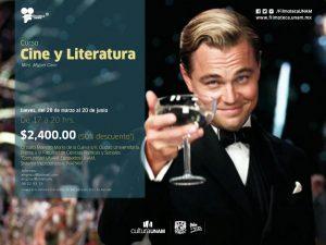 Cine y Literatura @ Filmoteca UNAM | Ciudad de México | Ciudad de México | México