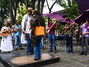 Miércoles de fandango @ CCU Tlatelolco | Ciudad de México | Ciudad de México | México
