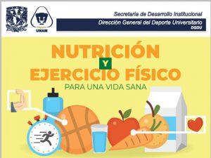 Nutrición ejercicio físico para una vida sana @ Centro de Educación Continua de Estudios Superiores del Deporte   | Ciudad de México | Ciudad de México | México