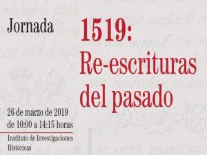 1519: Re-escrituras del pasado @ Salón de Actos | Ciudad de México | Ciudad de México | México
