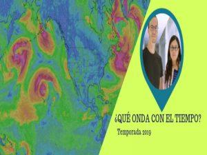 ¿Qué onda con el tiempo? @ Auditorio Julián Adem Centro de Ciencias de la Atmósfera, Ciudad Universitaria | Ciudad de México | Ciudad de México | México