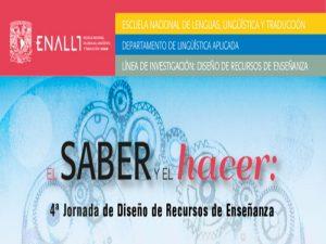 4ª Jornada de Diseño de Recursos de Enseñanza @ Auditorio Helena da Silva, ENALLT | Ciudad de México | Ciudad de México | México