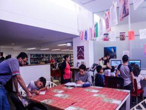 Festival de la aventura. Día del niño en la Alaíde Foppa @ Biblioteca Alaíde Foppa   Ciudad de México   Ciudad de México   México