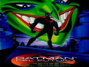 Batman del futuro: El retorno del Guasón @ Casa del Lago | Ciudad de México | México