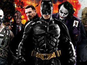Batman: el caballero de la noche asciende @ Sala José Revueltas | Ciudad de México | Ciudad de México | México