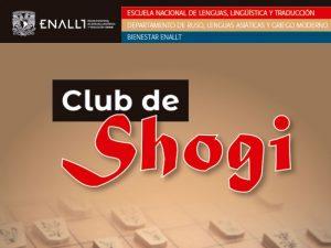 Club de Shogi @ Salón 116A, edificio A, ENALLT | Ciudad de México | Ciudad de México | México