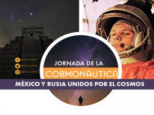 Jornada de la cosmonáutica @ Escuela Nacional de Lenguas, Lingüística y Traducción | Ciudad de México | Ciudad de México | México
