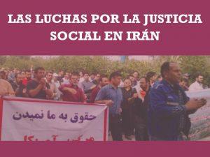 Las luchas por la justicia social en Irán @ Sala de usos múltiples. Primer piso, Edificio C  | Ciudad de México | Ciudad de México | México
