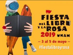 Nómada en la Fiesta del Libro y la Rosa. Te invitamos a un viaje de la literatura a la plástica @ UNAM Centro Cultural Universitario | Ciudad de México | Ciudad de México | México