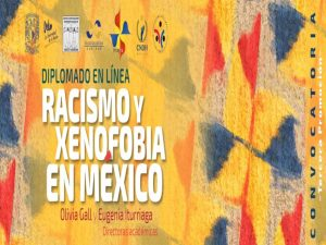 Racismo y Xenofobia en México. Diplomado en Línea.