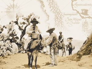 Vamos tierra adentro por el Camino Real @ Sala Julián Carrillo, Radio UNAM | Ciudad de México | Ciudad de México | México