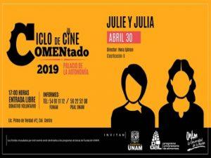 Julie y Julia @ Palacio de la Autonomía | Ciudad de México | Ciudad de México | México