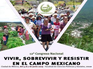 Vivir, sobrevivir y resistir en el campo mexicano @ Auditorio Ricardo Flores Magón, FCPyS | Ciudad de México | Ciudad de México | México