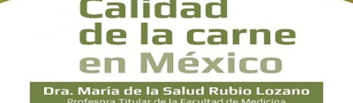 Calidad de la carne en México