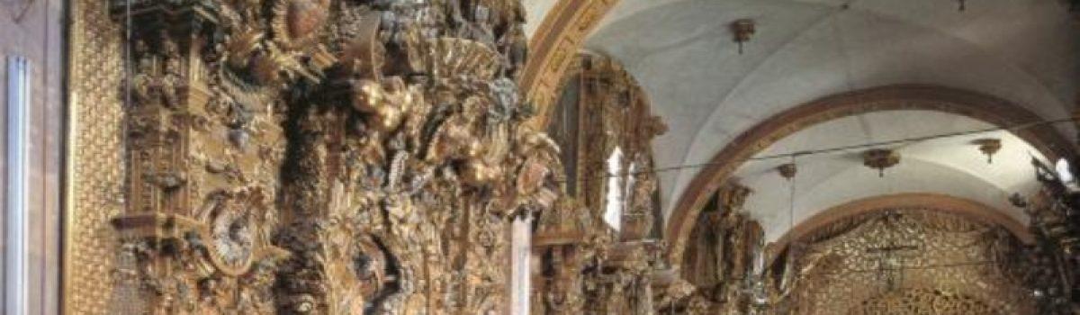 Arquitectura conventual de Querétaro