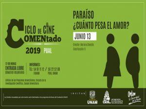 Paraíso. ¿Cuánto pesa el amor? @ Programa Universitario de Alimentos | Ciudad de México | Ciudad de México | México