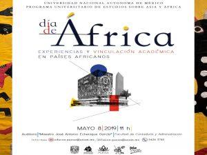 Día de África @ Auditorio Maestro José Antonio Echenique García, Facultad de Contaduría y Administración | Ciudad de México | Ciudad de México | México