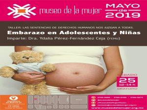 Embarazo en adolescentes y niñas @ Museo de la Mujer | Centro | Ciudad de México | México