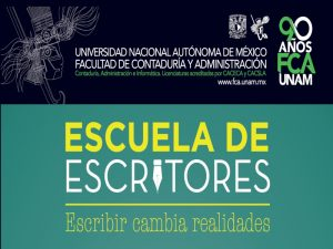 Escuela de Escritores @ Facultad de Contaduría y Administración   Ciudad de México   Ciudad de México   México