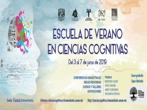 Escuelas de Verano en Ciencias Cognitivas @ Ciudad Universitaria UNAM | Ciudad de México | Ciudad de México | México