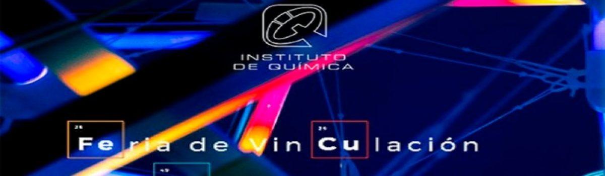 Feria de Vinculación del Instituto de Química