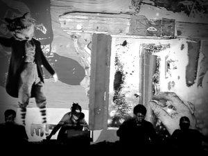 El Aleph, Multimedia: La Caperucita Galáctica @ Teatro Juan Ruiz de Alarcón | Ciudad de México | Ciudad de México | México