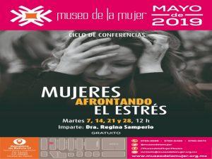 Mujeres afrontando el estrés @ Museo de la Mujer | Centro | Ciudad de México | México