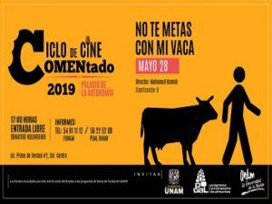 No te metas con mi vaca @ Palacio de la Autonomía | Ciudad de México | Ciudad de México | México