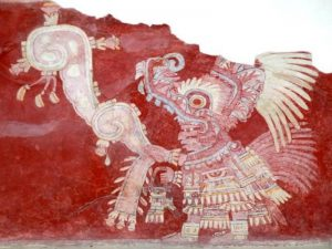 Pintura mural teotihuacana, Estado de México @ CEPE UNAM | Ciudad de México | Ciudad de México | México