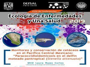 Ecología de Enfermedades y una Salud 2019 @ Auditorio de Educación Continua | Ciudad de México | México
