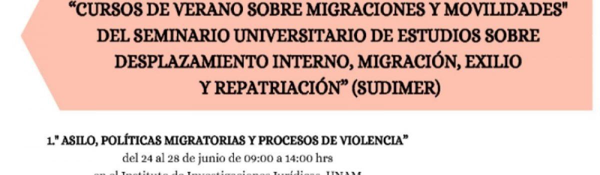 2ª Edición «Cursos de verano sobre migraciones y movilidades»
