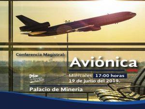 Aviónica @ Auditorio Bernardo Quintana, Palacio de Minería | Ciudad de México | Ciudad de México | México